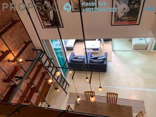 Condominium For Sale in Sunway Vivaldi, Mont Kiara Freehold Semi Furnished 4R/5B 3.1m