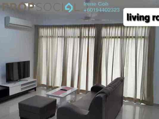Condominium For Rent in Arena Residence, Bayan Baru Freehold Fully Furnished 3R/3B 1.8k
