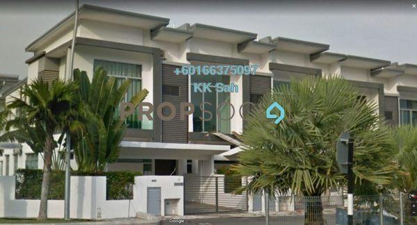 Terrace For Sale in Oasis Kajang, Kajang Freehold Semi Furnished 4R/3B 649k