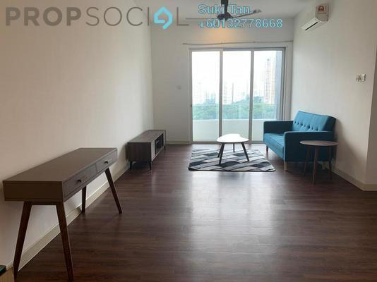 Condominium For Sale in Scenaria, Segambut Freehold Semi Furnished 2R/2B 588k