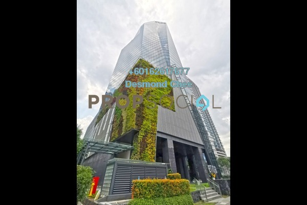 Office For Rent in Etiqa Tower, Bangsar Freehold Fully Furnished 0R/0B 3k