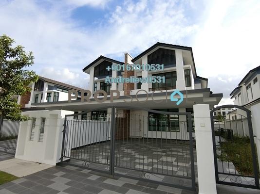 Semi-Detached For Sale in Eco Botanic, Skudai Freehold Unfurnished 4R/2B 980k