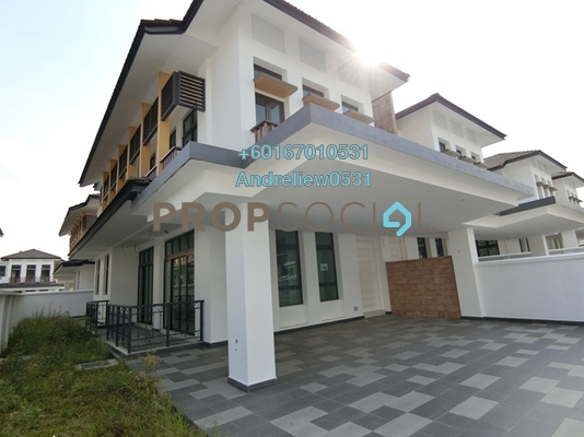 Semi-Detached For Sale in Eco Botanic, Skudai Freehold Unfurnished 4R/40B 1.12m