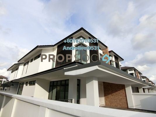 Semi-Detached For Sale in Eco Botanic, Skudai Freehold Unfurnished 4R/5B 1.1m