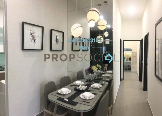 Condominium For Sale in Bandar Teknologi Kajang, Semenyih Freehold Unfurnished 3R/2B 288k