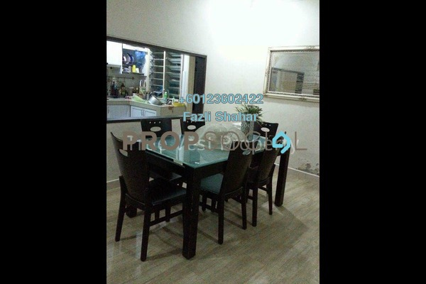 Apartment For Sale in Melur Apartment, Sentul Leasehold Fully Furnished 3R/2B 430k