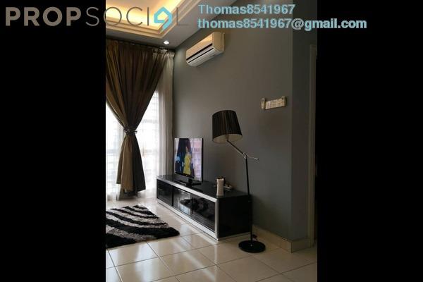 Condominium For Rent in Pelangi Damansara Sentral, Mutiara Damansara Freehold Fully Furnished 2R/2B 1.7k