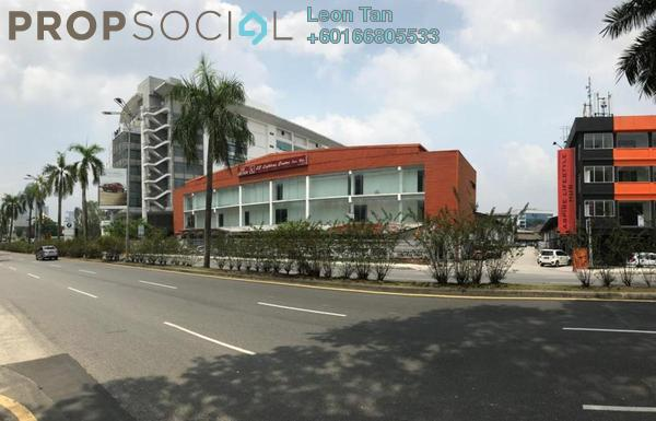 Factory For Sale in Section 19, Petaling Jaya Freehold Semi Furnished 0R/0B 66m