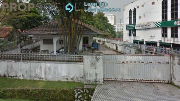 Bungalow For Sale in Section 14, Petaling Jaya Leasehold Fully Furnished 3R/3B 1.75m