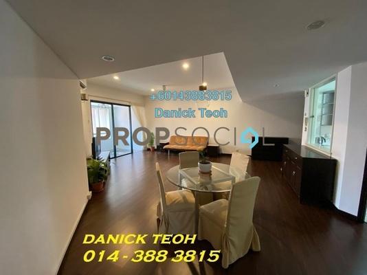 Condominium For Sale in Bellisa Court, Pulau Tikus Freehold Semi Furnished 3R/2B 1.3m