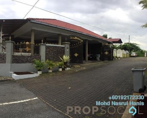 Bungalow For Sale in Taman Desa Flora, Senawang Leasehold Semi Furnished 7R/4B 699k