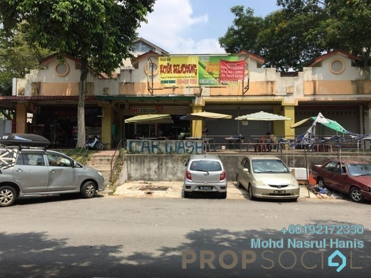 Shop For Sale in Gugusan Teratai, Kota Damansara Freehold Unfurnished 0R/0B 598k