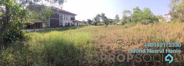 Land For Sale in Kayangan Heights, Shah Alam Freehold Unfurnished 0R/0B 780k
