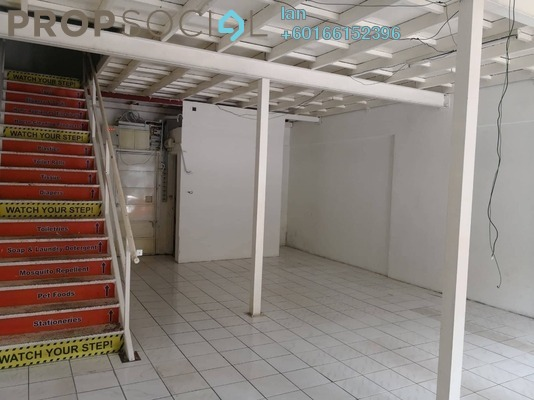 Shop For Sale in Taman Bukit Segar, Cheras Leasehold Unfurnished 0R/1B 330k
