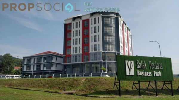 Shop For Sale in Salak Perdana Business Park, Bandar Baru Salak Tinggi Freehold Unfurnished 0R/0B 760k