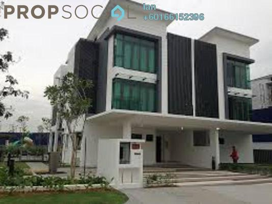 Villa For Sale in Cristal Residence, Cyberjaya Freehold Semi Furnished 5R/5B 1.4m