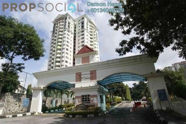 Condominium For Rent in Desa Cindaimas, Old Klang Road Freehold Semi Furnished 3R/2B 1.75k