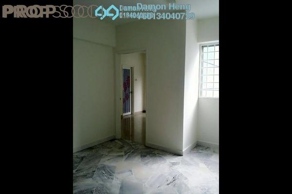 Apartment For Rent in Tasik Heights Apartment, Bandar Tasik Selatan Leasehold Unfurnished 3R/2B 1.25k
