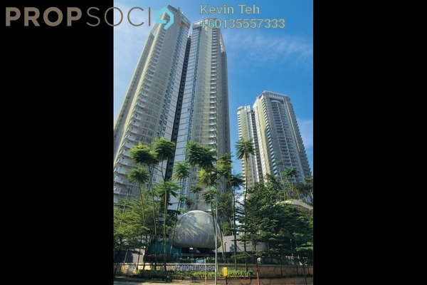 Condominium For Sale in 28 Mont Kiara, Mont Kiara Freehold Fully Furnished 3R/3B 1.9m