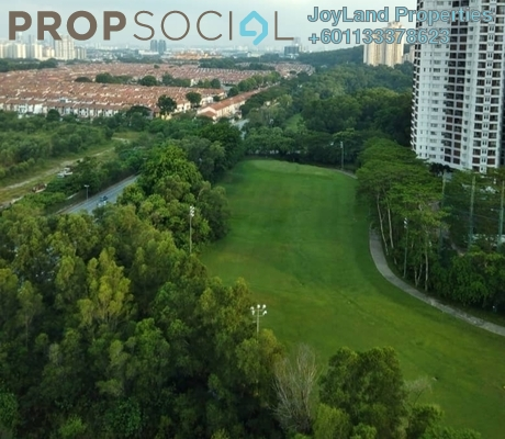 Apartment For Rent in Pelangi Damansara, Bandar Utama Freehold Semi Furnished 3R/2B 1.2k