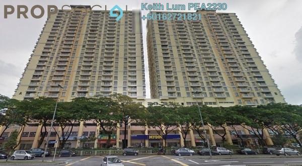 Condominium For Sale in Platinum Lake PV12, Setapak Freehold Semi Furnished 3R/2B 430k
