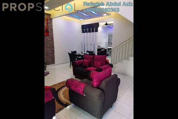 Terrace For Sale in Maplé, Hillpark Freehold Unfurnished 4R/3B 583k
