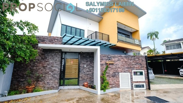 Bungalow For Sale in New Green Park, Rawang Freehold Semi Furnished 7R/7B 2.25m