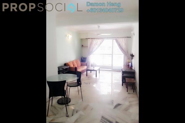 Apartment For Sale in Vista Lavender, Bandar Kinrara Freehold Semi Furnished 3R/2B 225k