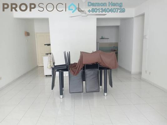 Condominium For Sale in Bukit OUG Condominium, Bukit Jalil Freehold Semi Furnished 3R/2B 345k