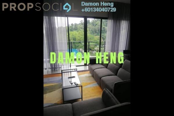 Condominium For Sale in Secoya Residences, Bukit Kerinchi Leasehold Fully Furnished 3R/3B 1.2m