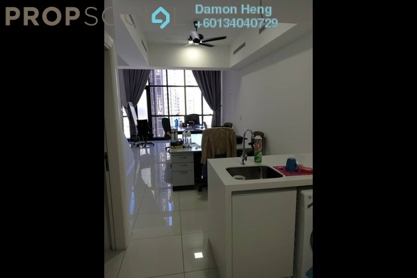 Duplex For Sale in M City, Ampang Hilir Freehold Semi Furnished 1R/2B 630k