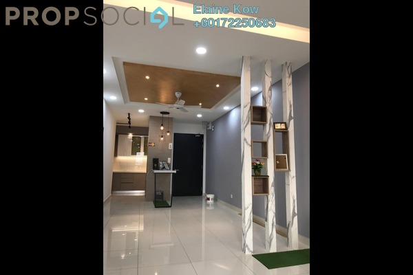 Condominium For Sale in The Havre, Bukit Jalil Freehold Fully Furnished 3R/2B 620k