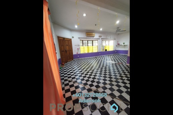 Terrace For Sale in Taman Intan Baiduri, Selayang Freehold Semi Furnished 4R/2B 699k