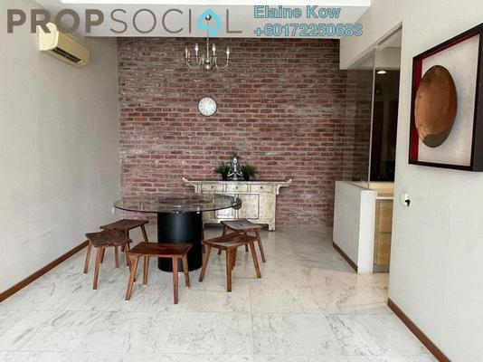 Condominium For Rent in Twins, Damansara Heights Freehold Fully Furnished 2R/2B 3.6k