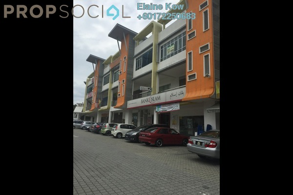 Shop For Sale in BK9, Bandar Kinrara Freehold Semi Furnished 0R/0B 2.7m