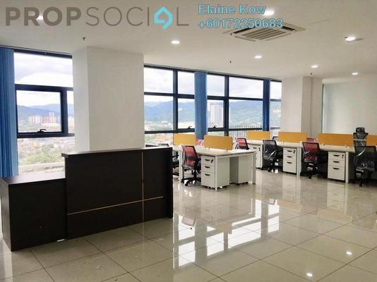 Office For Rent in 3 Towers, Ampang Hilir Freehold Semi Furnished 0R/0B 5.5k