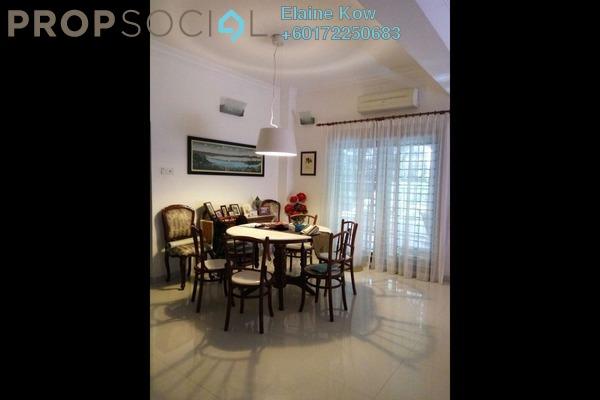 Terrace For Sale in Bayan Hill Homes, Bandar Puchong Jaya Freehold Semi Furnished 5R/4B 1.35m