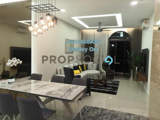 Condominium For Rent in Isle of Kamares @ Setia Eco Glades, Cyberjaya Freehold Fully Furnished 4R/3B 3.8k