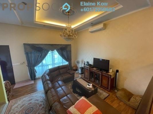 Terrace For Sale in Kinrara Residence, Bandar Kinrara Freehold Semi Furnished 5R/5B 1.02m