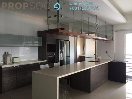 Condominium For Sale in 9 Bukit Utama, Bandar Utama Freehold Semi Furnished 4R/4B 1.45m