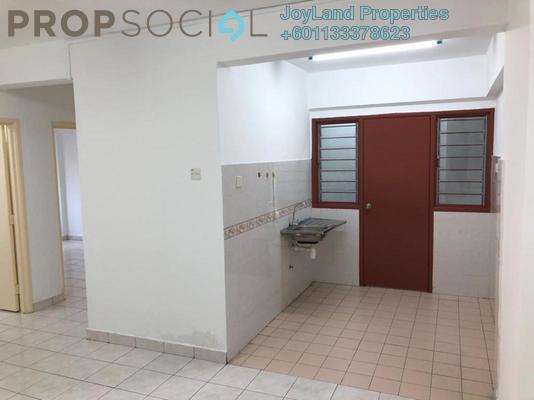 Apartment For Rent in Pelangi Damansara, Bandar Utama Freehold Unfurnished 3R/2B 1.2k