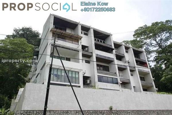 Condominium For Sale in Desa Ukay, Ukay Freehold Semi Furnished 3R/3B 625k