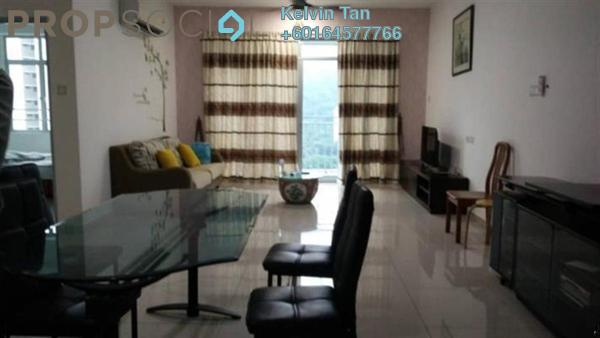 Condominium For Rent in Sierra Residences, Sungai Ara Freehold Fully Furnished 3R/2B 1.35k