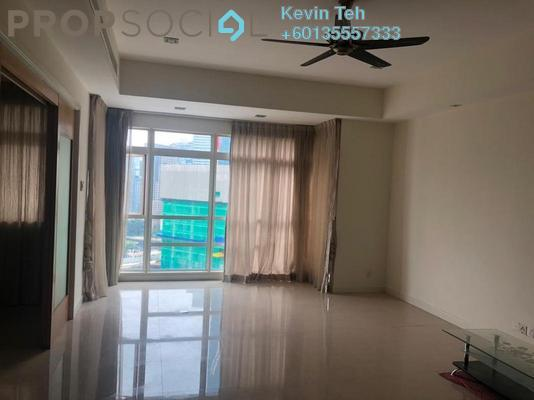 Condominium For Sale in Binjai Residency, KLCC Freehold Semi Furnished 4R/4B 1.85m