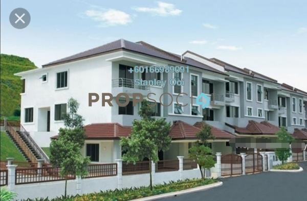 Terrace For Sale in Vistaria Residences, Bandar Puchong Jaya Freehold Semi Furnished 5R/5B 1.8m