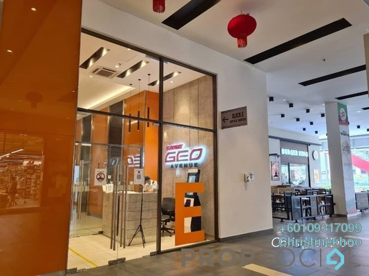 Office For Rent in Sunway GEO Retail, Bandar Sunway Freehold Semi Furnished 0R/1B 1.25k