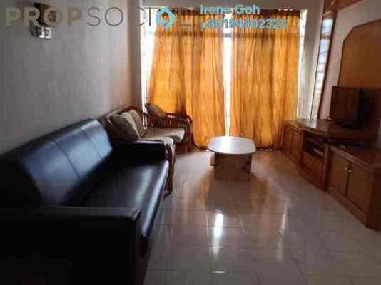 Condominium For Sale in Sunny Ville, Batu Uban Freehold Semi Furnished 3R/2B 450k