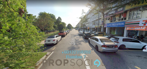 Shop For Sale in Dataran Otomobil, Shah Alam Freehold Unfurnished 0R/8B 3.2m