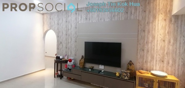 Semi-Detached For Sale in Taman OUG, Old Klang Road Freehold Fully Furnished 4R/3B 1.65m