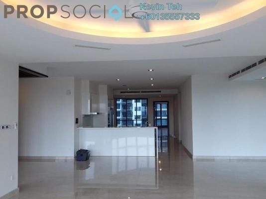 Condominium For Sale in 11 Mont Kiara, Mont Kiara Freehold Semi Furnished 4R/5B 2.85m